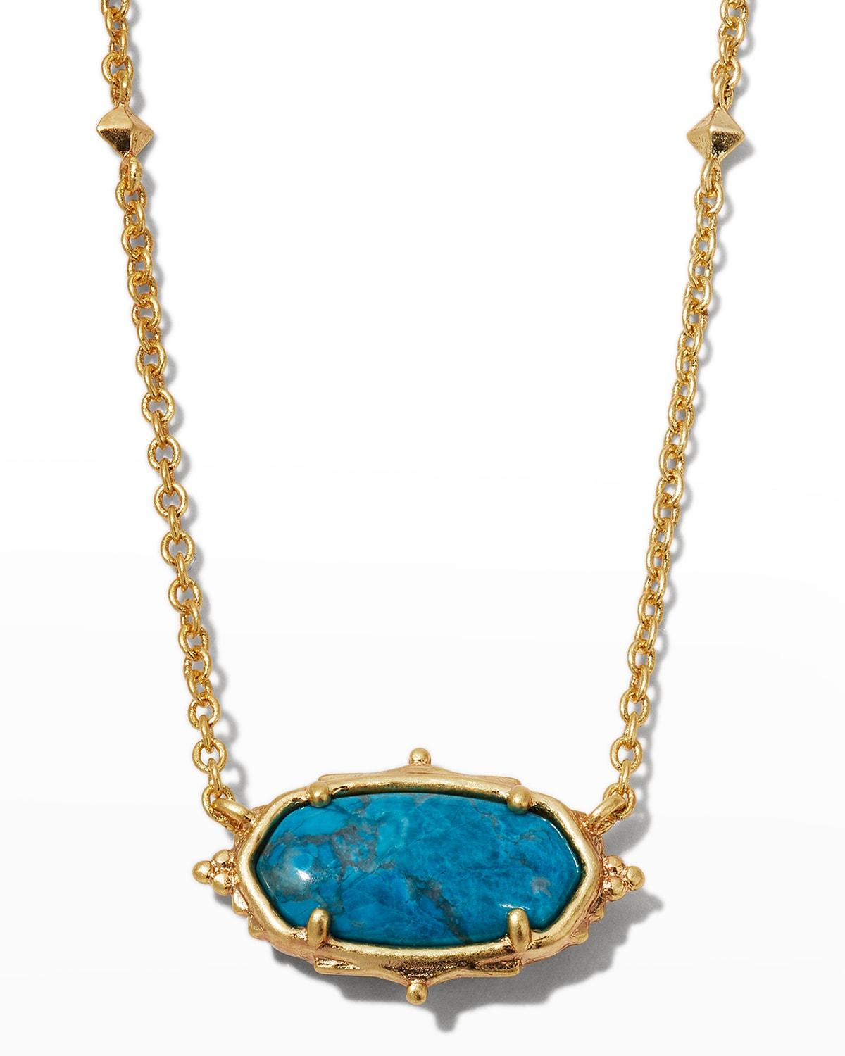 Baroque Elisa Pendant Necklace