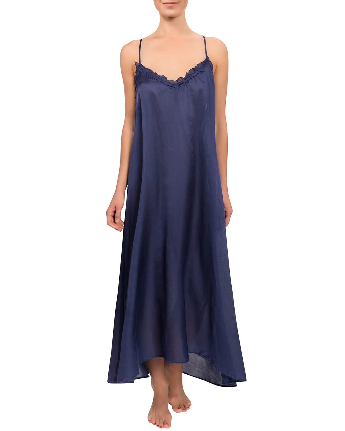 Grace High-Low Racerback Nightgown