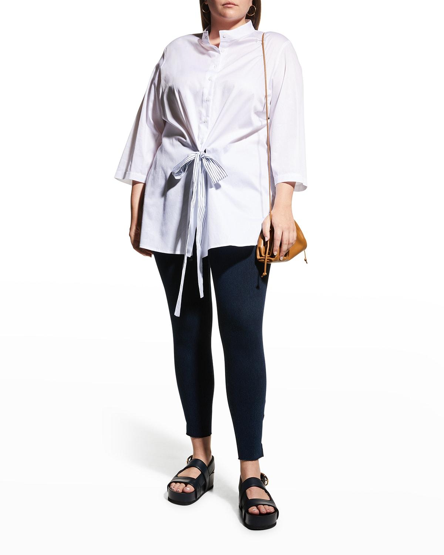 Plus Size Mariel Cotton Tunic