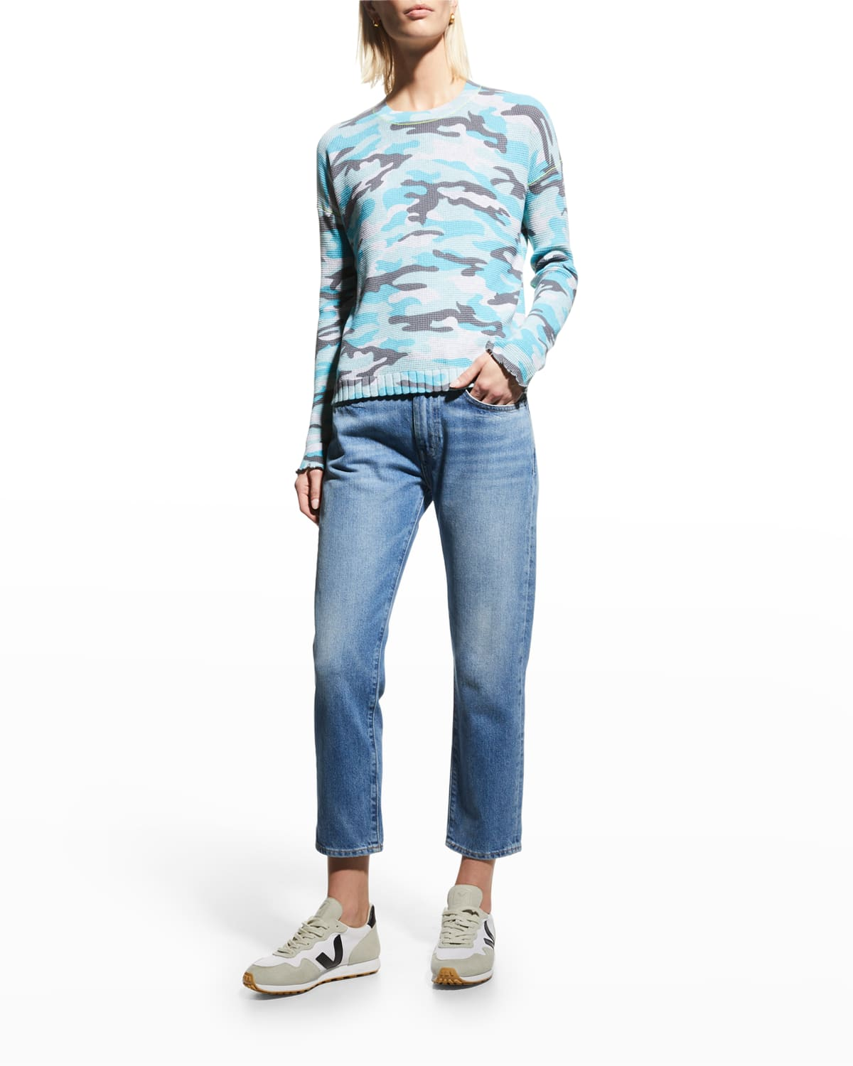 Out of Sight Camo Sweater