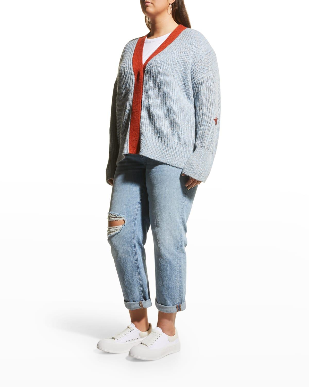 Plus Size Make A Wish Cardigan
