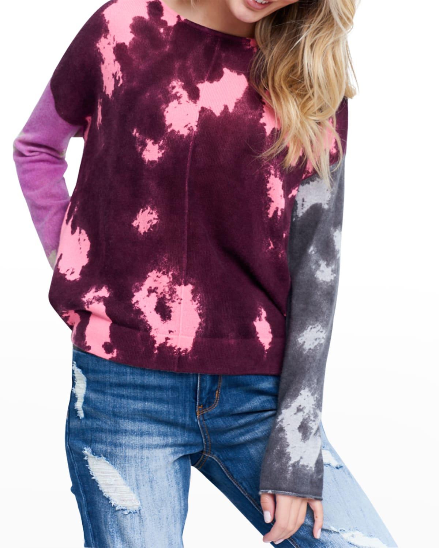 Pop Art Cashmere Sweater