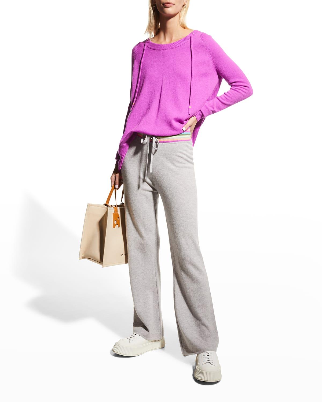 Around the Block Cashmere Pants