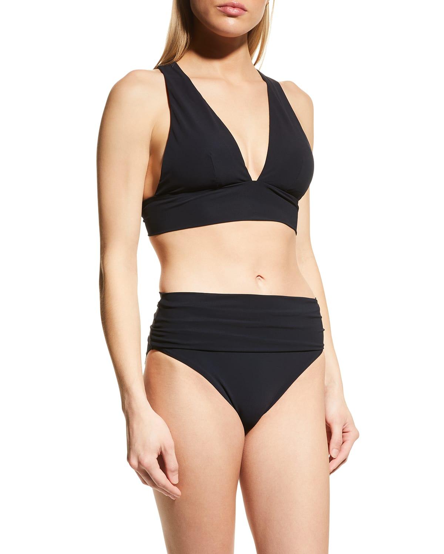 Jetset Soft Triangle Bikini Top