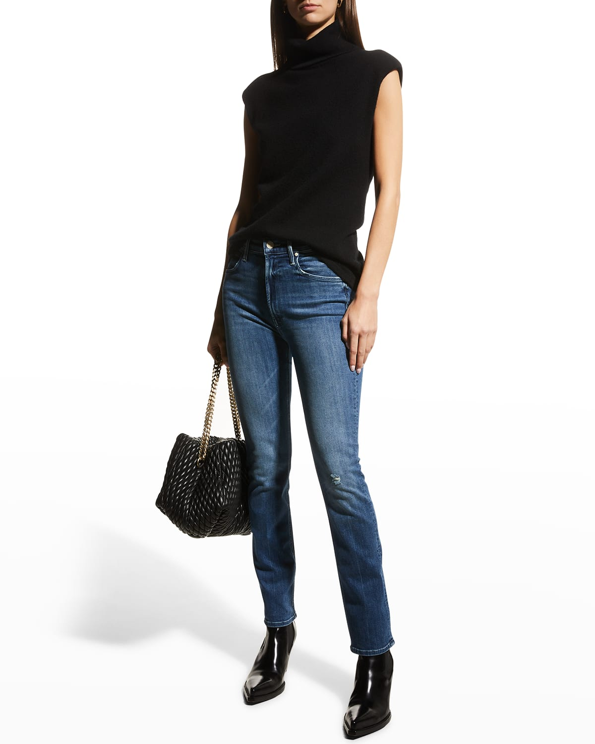 The Dazzler Hover Ankle Jeans