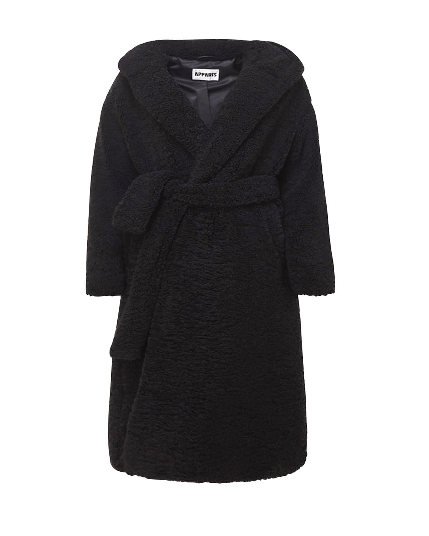 Linda Faux Shearling Coat