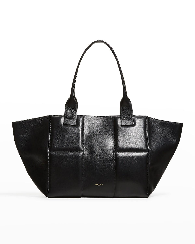 Casablanca Padded Shopper Tote Bag