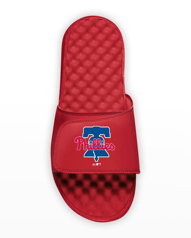 Men's MLB Philadelphia Phillies Slide Sandals