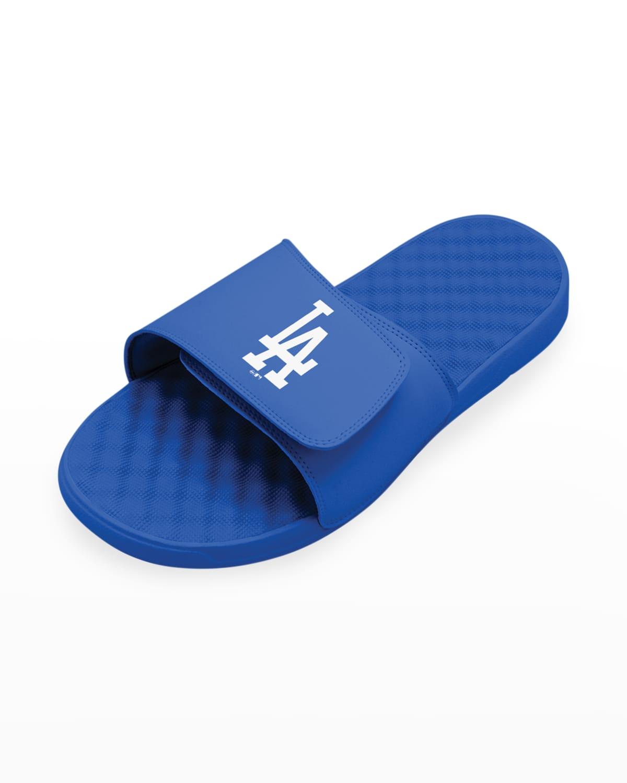 Men's MLB Los Angeles Dodgers Slide Sandals