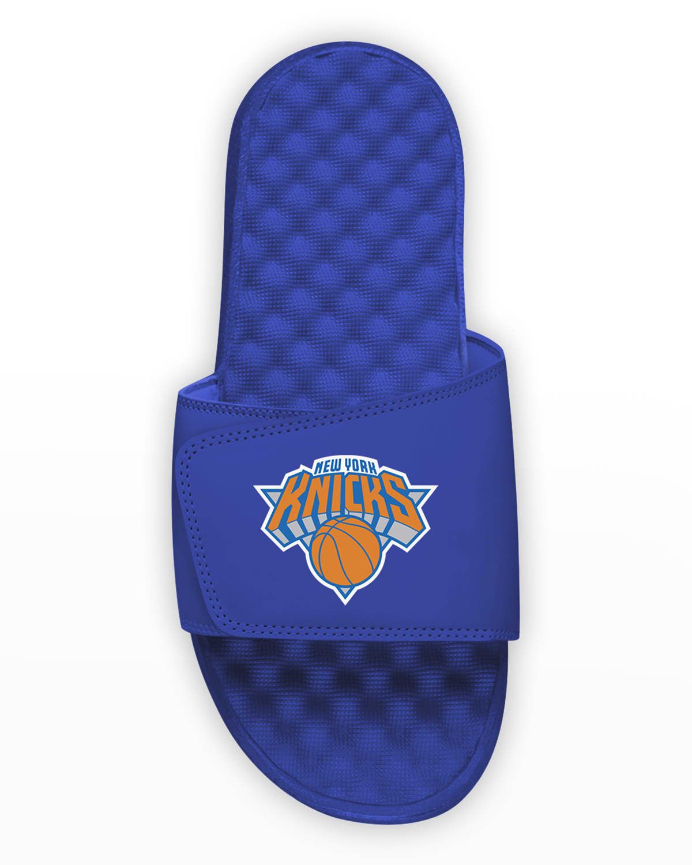 Men's NBA New York Knicks Slide Sandals