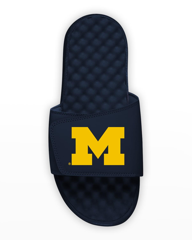 Men's University of Michigan Slide Sandals