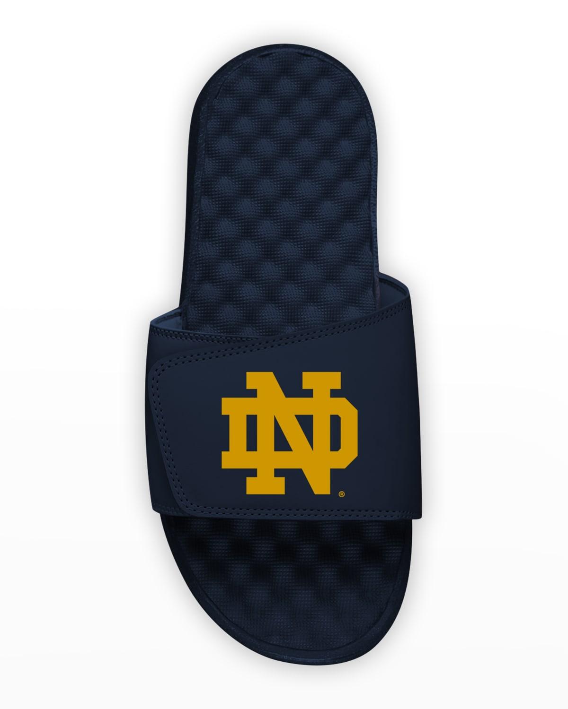 Men's University of Notre Dame Slide Sandals