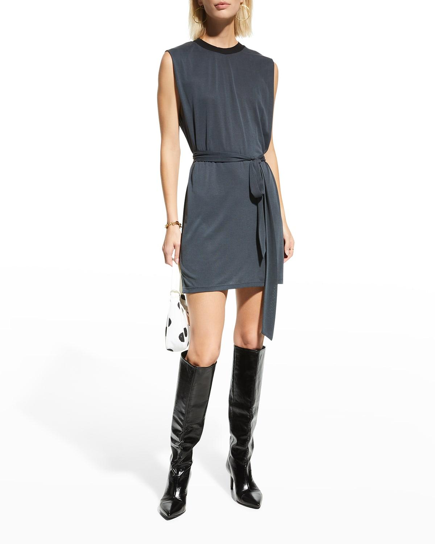 Frankie Tie-Waist Dress