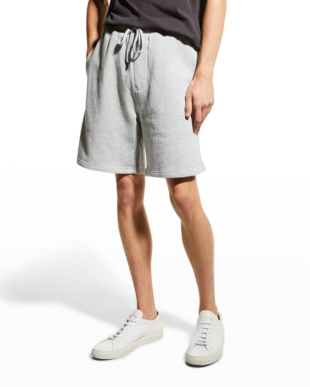 Men's Lofi Marled Fleece Sweat Shorts
