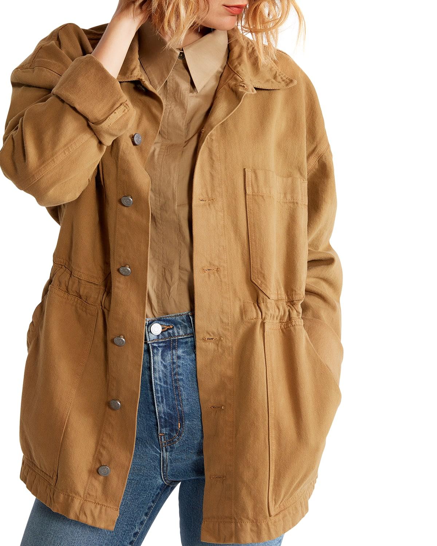 Claude Utility Jacket