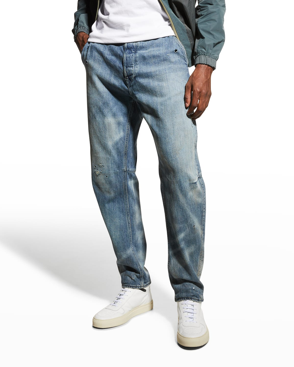 Men's Grip 3D Relaxed Tapered Jeans