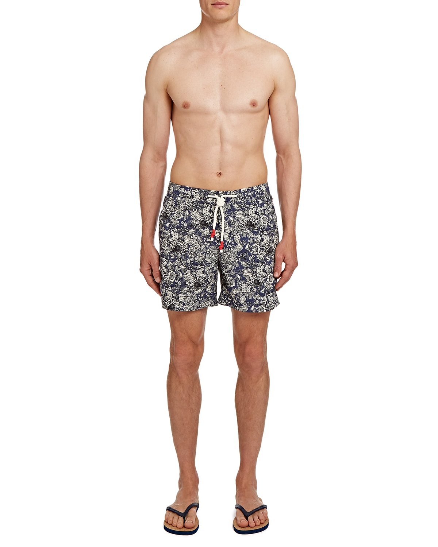 Men's Standard Full Bloom Swim Shorts