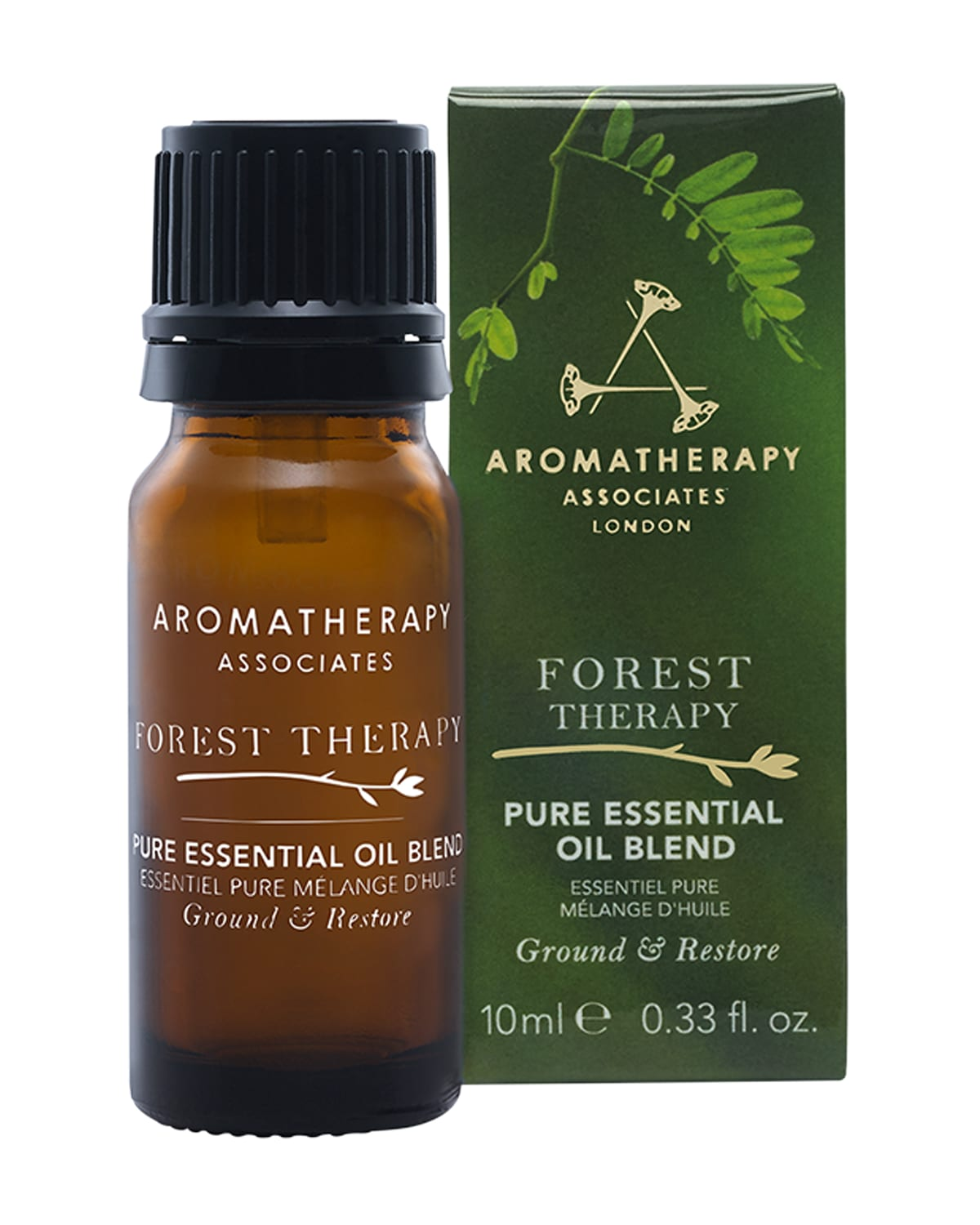 0.34 oz. Forest Therapy Pure Essential Oil Blend