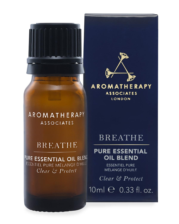 0.34 oz. Breathe Pure Essential Oil Blend