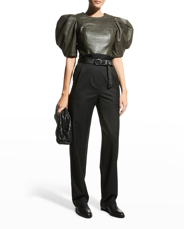 Celia Paperbag Trousers