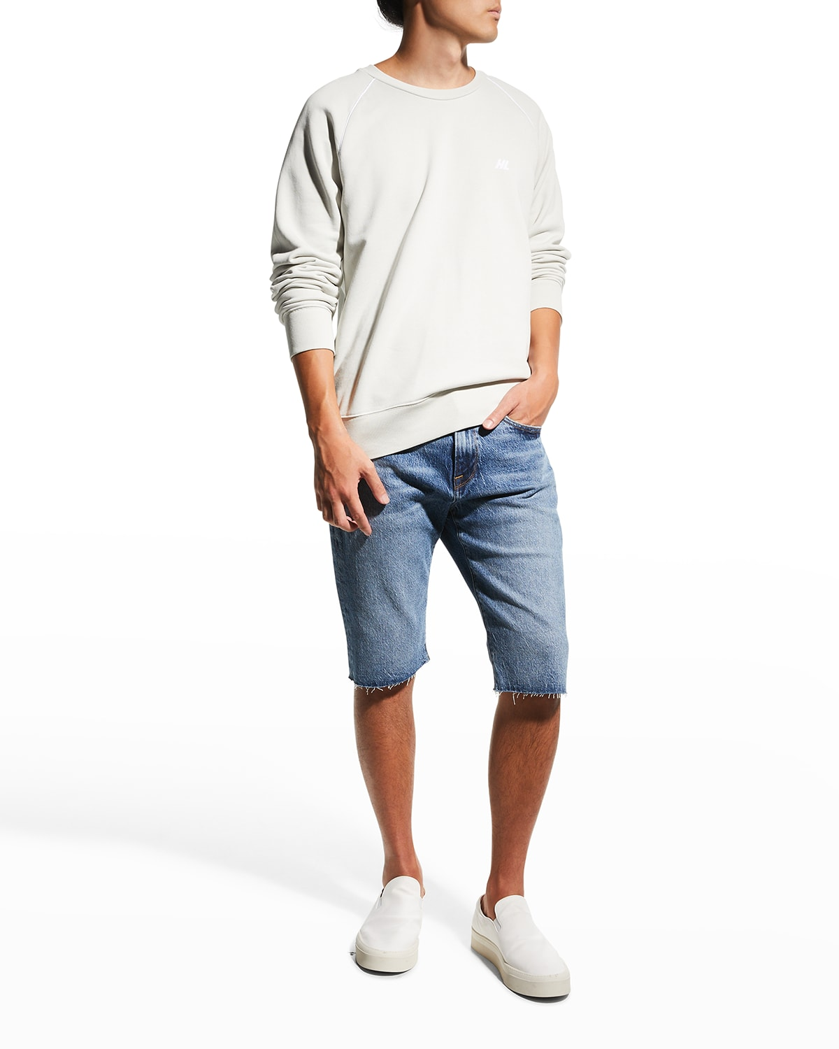 Men's Lhomme Relaxed Shorts