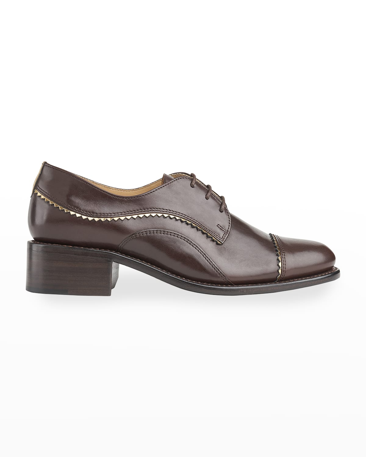 Ms. Neale Leather Loafers