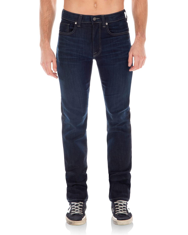 Men's Jimmy Classic Dark-Wash Jeans