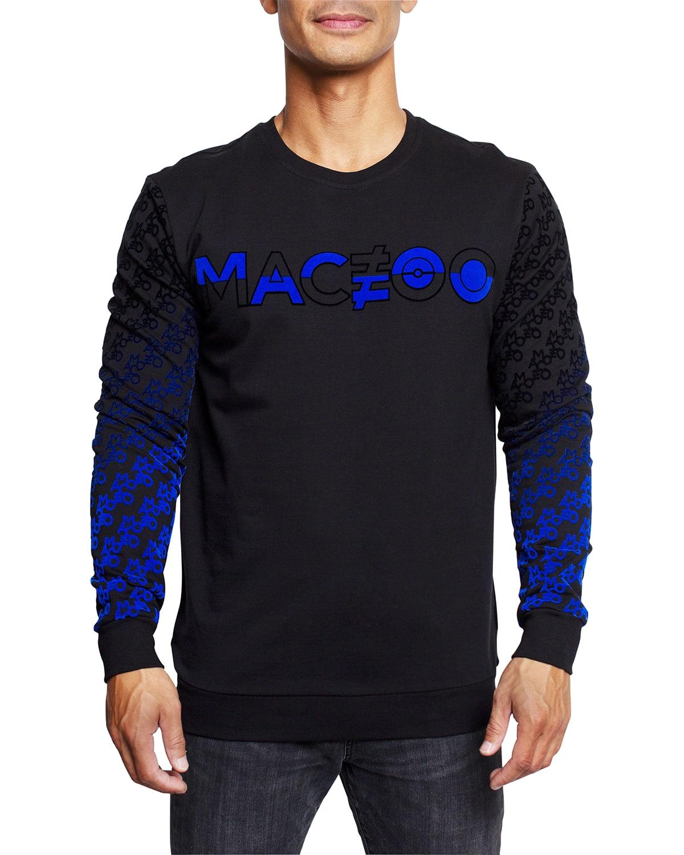 Men's Monogram Sweater