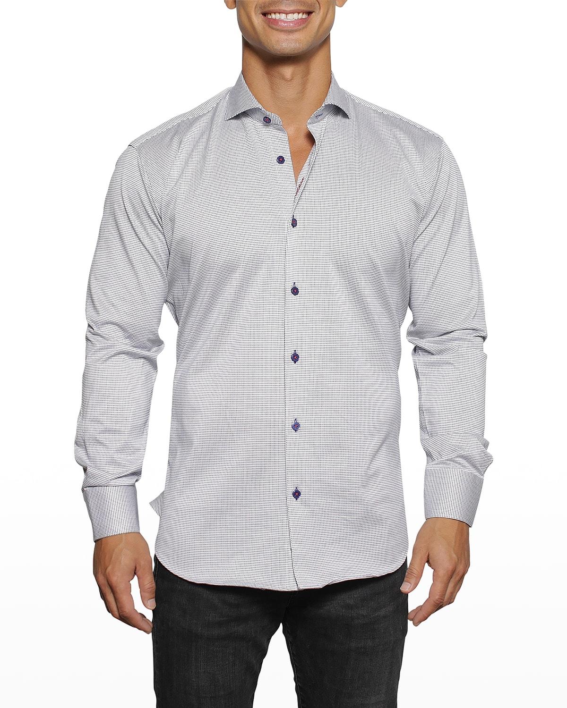Men's Einstein Squareville Sport Shirt