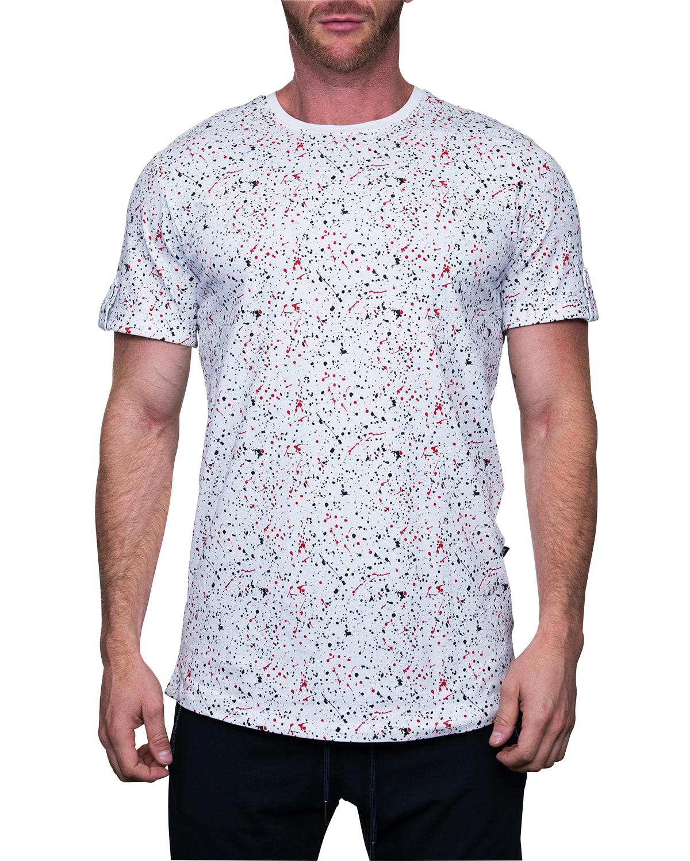 Men's Splash Crew T-Shirt