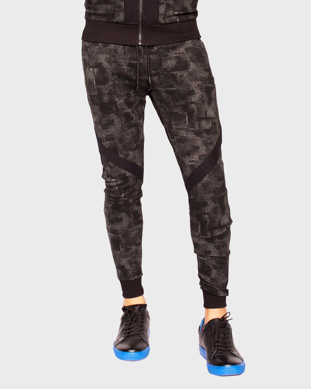 Men's Slim Camo Jogger Pants