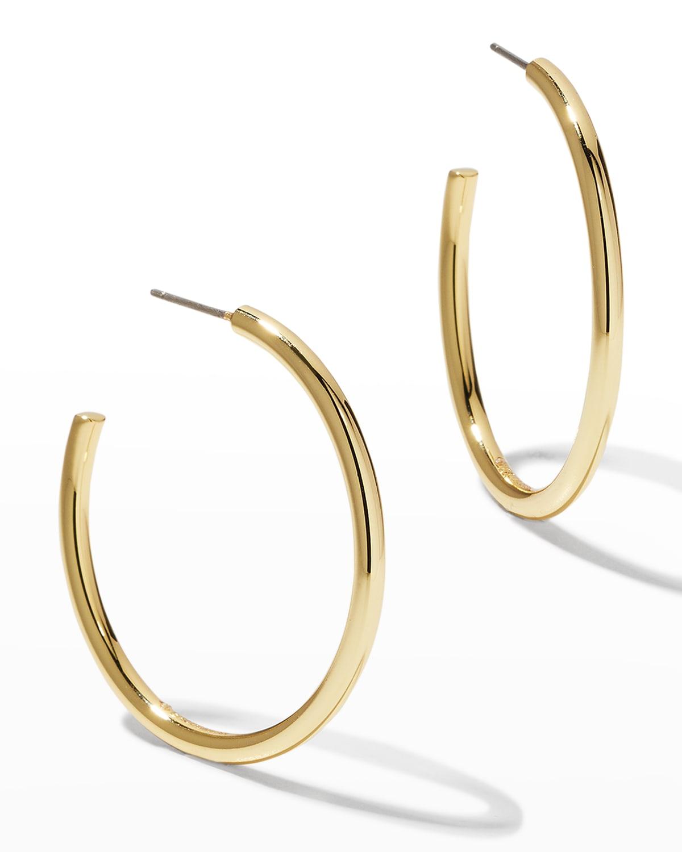 Tana Medium Hoop Earrings