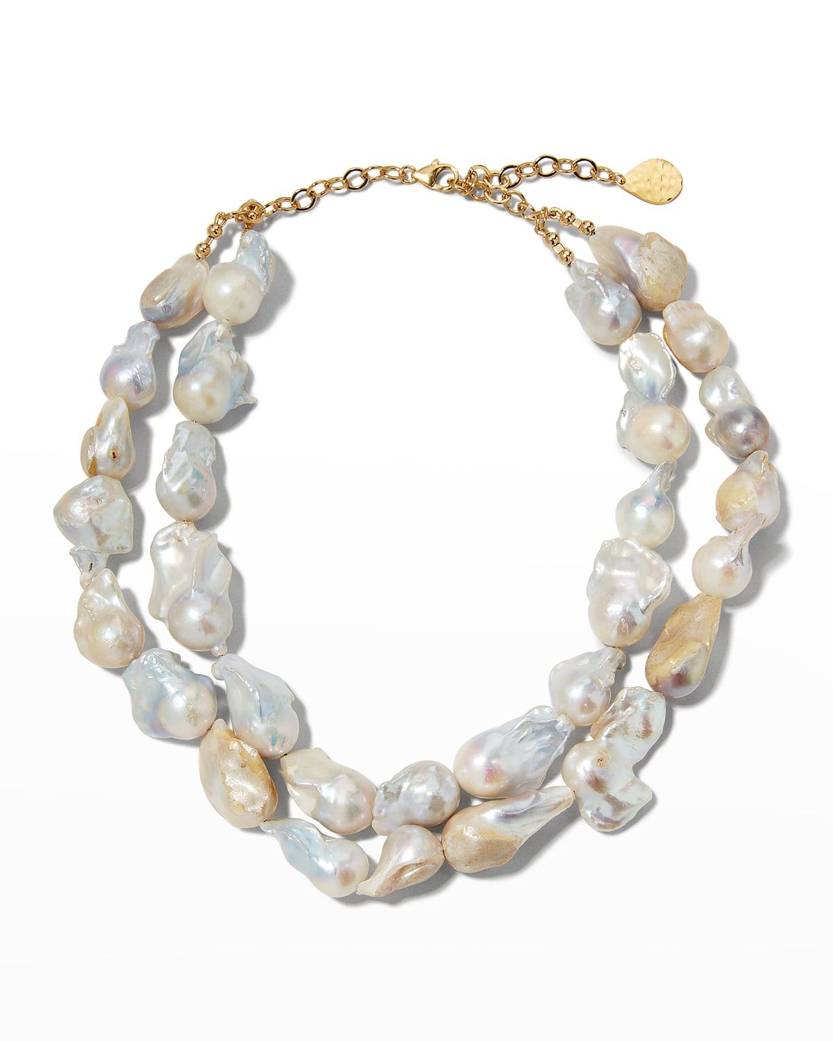 Pearl Double-Strand Necklace