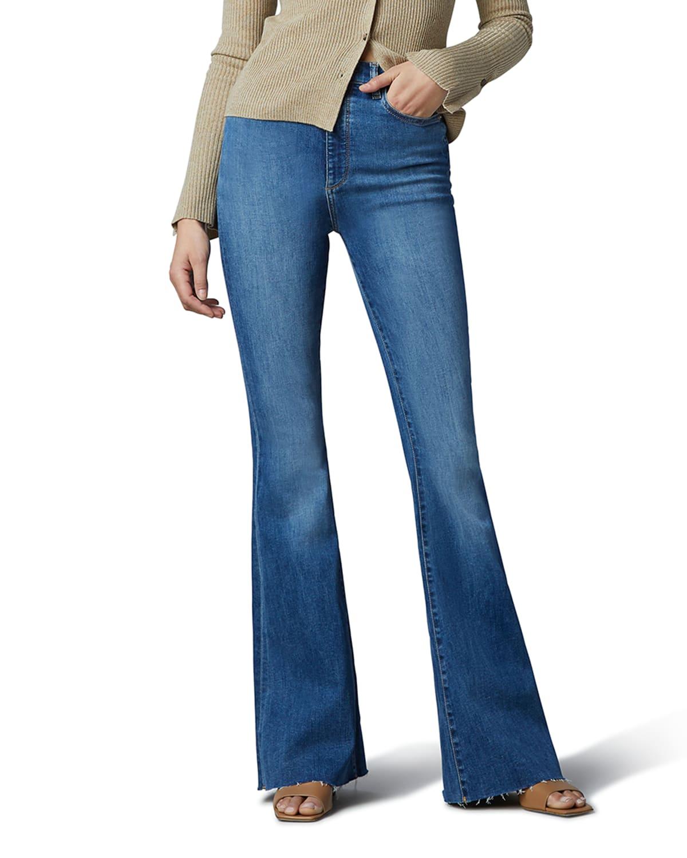Rachel Ultra High-Rise Flare Jeans
