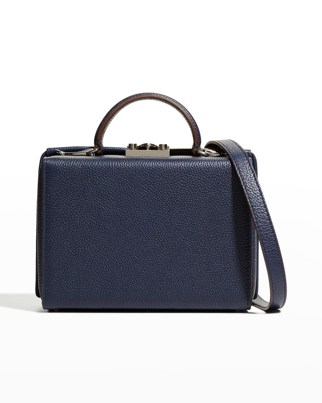 Grace Small Box Top-Handle Bag