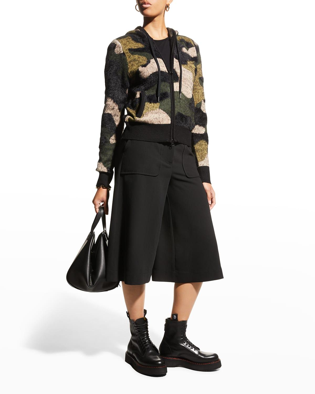 Ciara Sweater Zip Hoodie