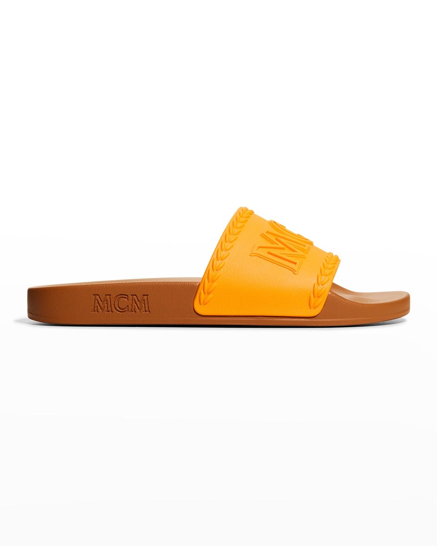 Logo Pool Slide Sandals