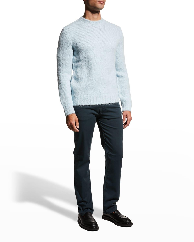 Men's Lucci Textured Sweater