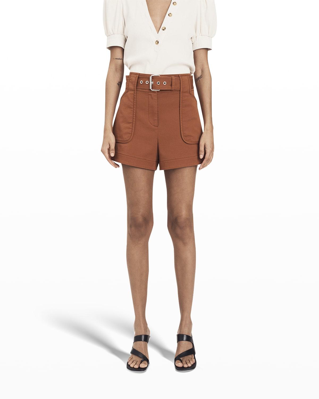 Monterey Belted Shorts