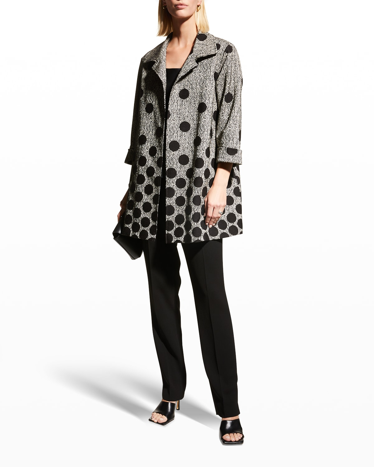 Fall For It Jacquard Party Jacket
