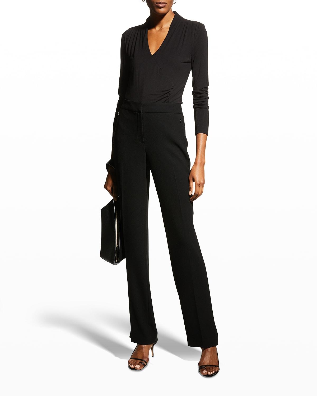Swift Perfect Drape Long-Sleeve Top