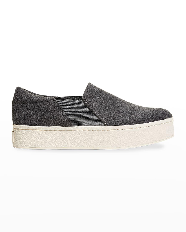 Warren Eco Slip-On Skater Sneakers