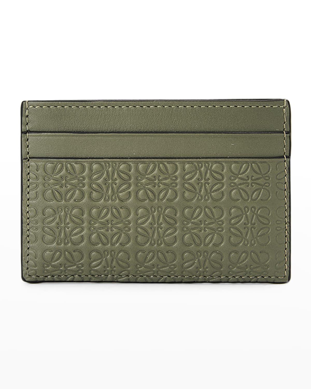 Anagram Leather Cardholder