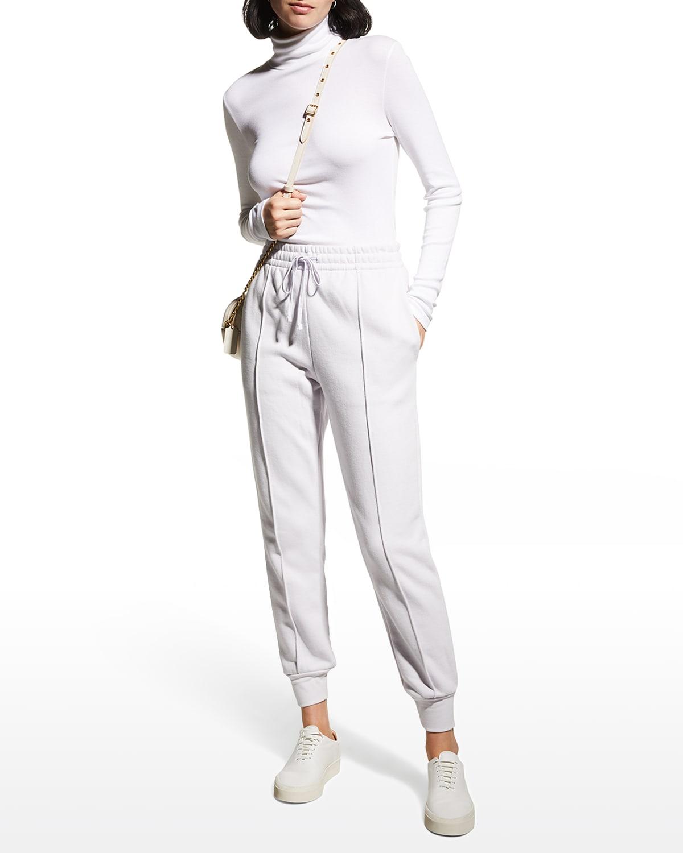 Niya Organic Terry Cotton Trackpants
