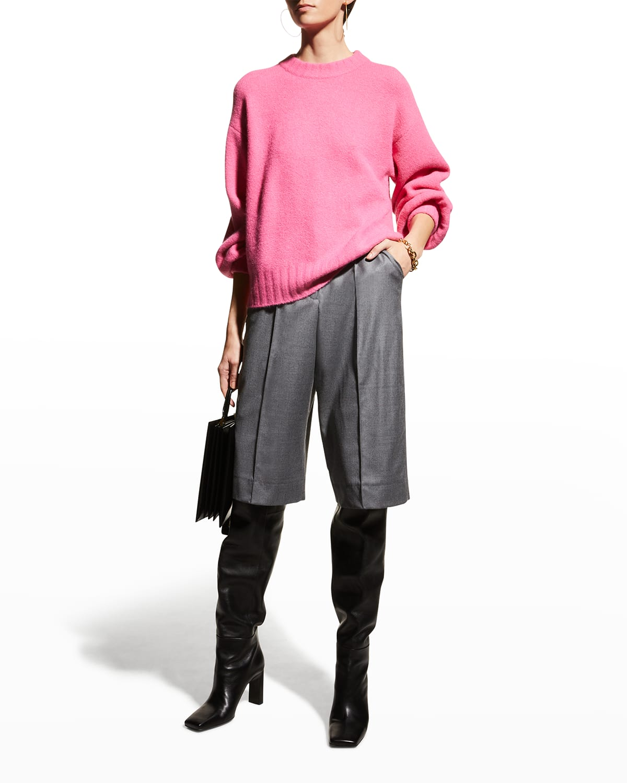 Cloud 9 Interlock Pullover Sweater