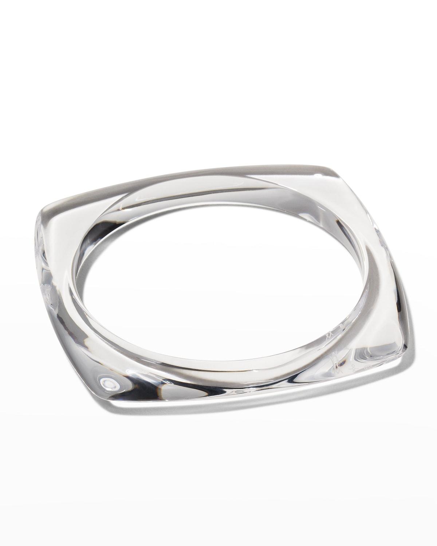 Soft Square Bangle Bracelet