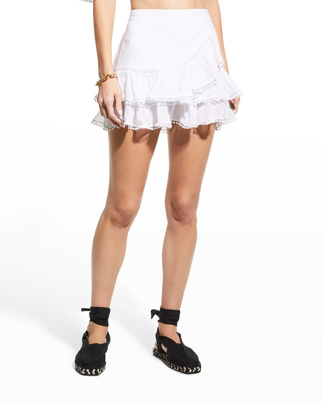 Fera Mini Ruffle Skirt