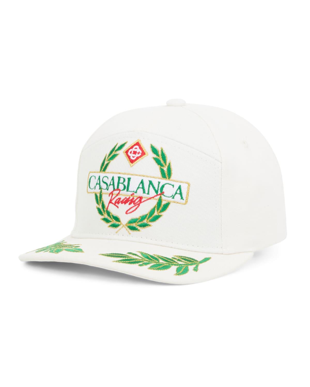 Racing Twill Baseball Cap