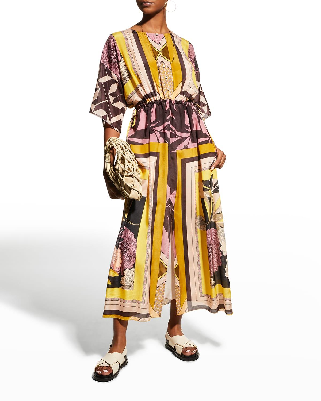 Echo Thalia Dress with Slip