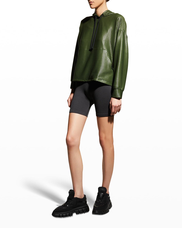 Friley Netz Sweatshirt